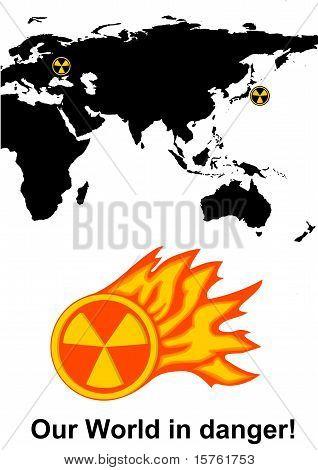 Unsere Welt in Gefahr!