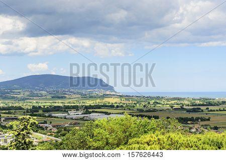 Landscape Near Loreto