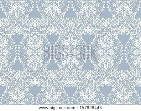 Vintage Delicate Lace Pattern.