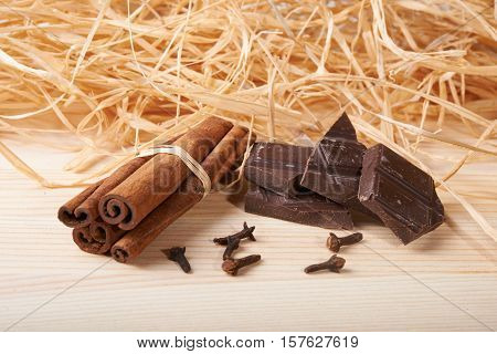 Cinnamon, Clove And Chocolate