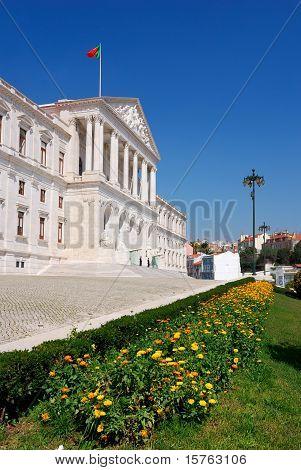 Portugal Parliament, Lisbon