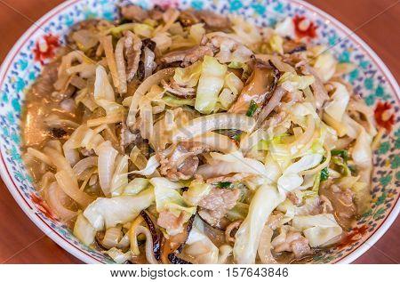 Sara Udon - Traditional Nagasaki Fried Noodle