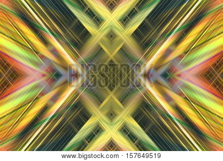 blue stripes on a diagonal, abstract background