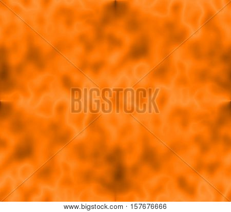 orange light and dark spots, dots, lines blurred and clear