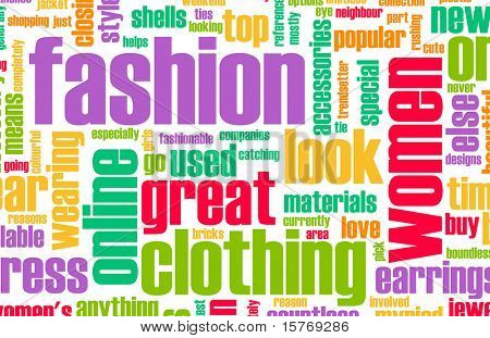 Fashion Industry Online as a Creative Abstract