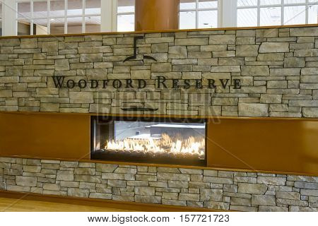 Woodford Reserve Visitors Center