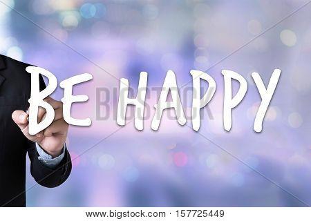 Be Happy Joyful Free Happy Enjoyment Playful Freedom Happiness Lifestyle Having Fun