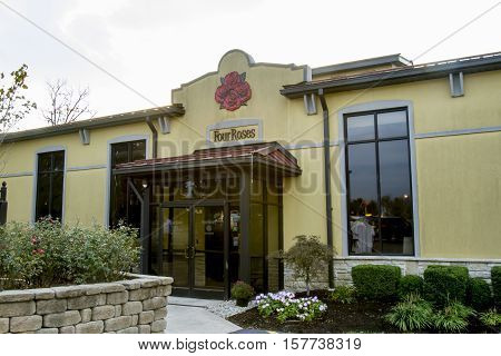 Four Roses Bourbon Gift Shop