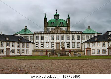 Fredensborg Palace Denmark