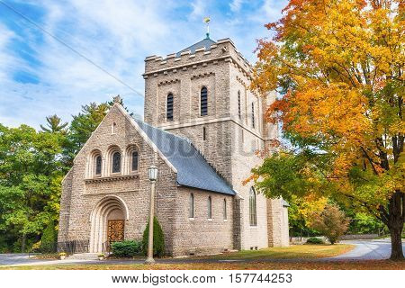 Episcopal Church of Saint Mary in New England