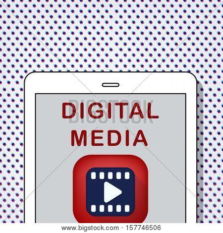 Entertainment Media Video Play Icon