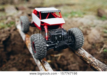Crawler Toy Racing Extreme Pit Hobby Adult Leisure Entertainment Concept