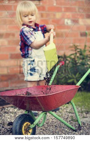Child Activity Concept