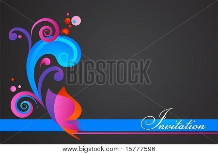 design of invitation - 4