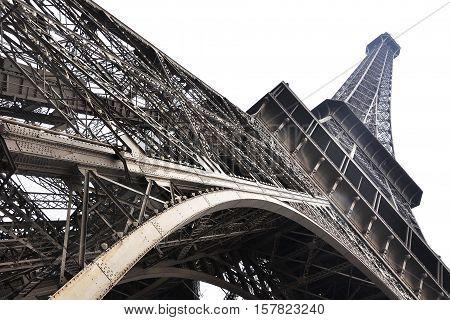 Tour Eiffel in The Paris France 2013