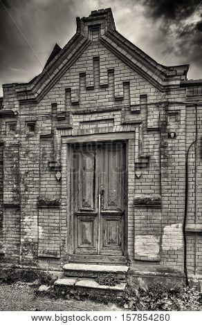 Doors of Pyatigorsk. Russia, May of 2016