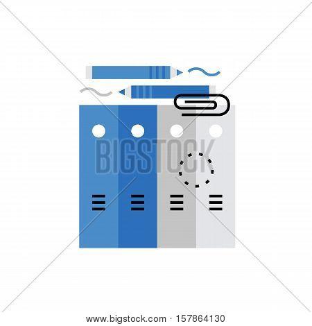 Documents Monoflat Icon