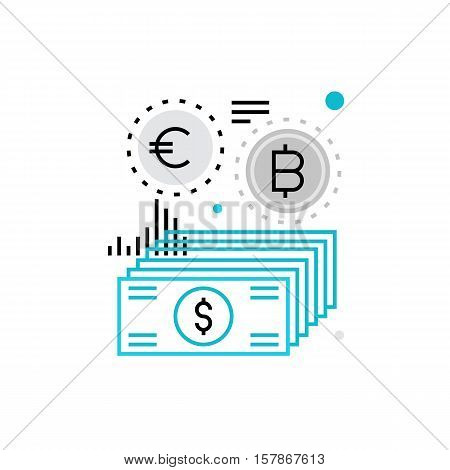 Money Currency Monoflat Icon