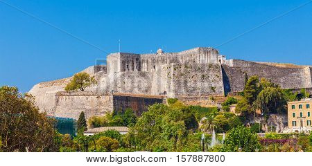 New Fortress, Corfu