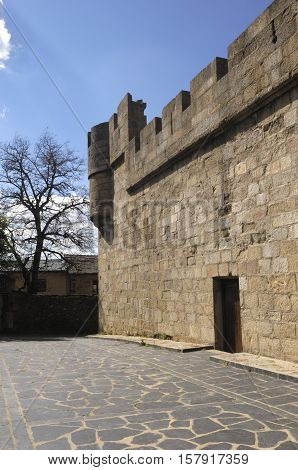 Castle of Puebla de Sanabria Zamora provinceCastilla y LeonSpain