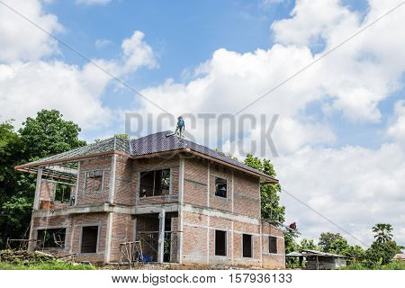 Construction And Roof