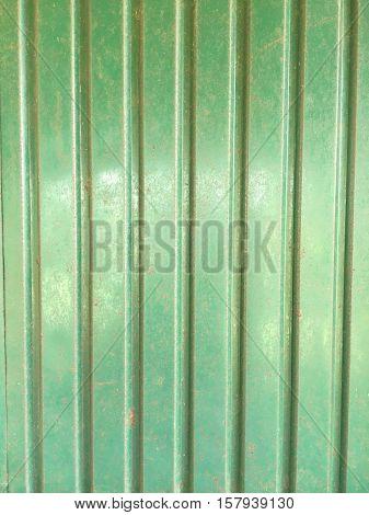 Green  galvanized iron sheet Green  galvanized iron sheet