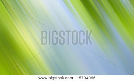 abstrakt Grün Natur Hintergrund