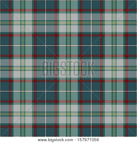 Tartan Seamless Pattern. Traditional Scottish Ornament. Tartan Plaid Inspired Background. Seamless Samples for Background Suitable for Christmas and New Year. Trendy Vector Illustration
