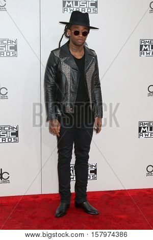 LOS ANGELES - NOV 20:  Ty Dolla Sign at the 2016 American Music Awards at Microsoft Theater on November 20, 2016 in Los Angeles, CA