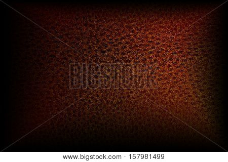 texture gold-embossed leather with uneven illumination
