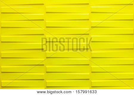 Abstract modern yellow wallpaper horizental pattern background.