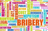 Bribery in the Government in a Corrupt System poster