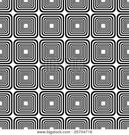 Seamless transparent pattern. Vector.