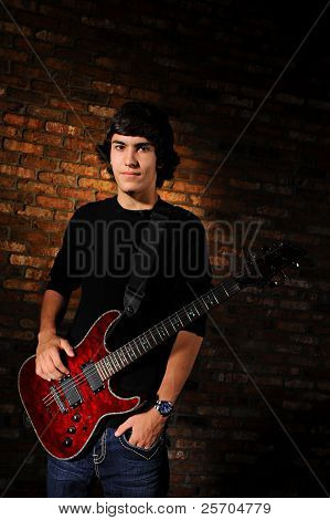 Young Guitarist