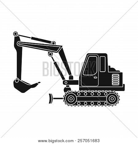 Vector Illustration Of Build And Construction Logo. Collection Of Build And Machinery Stock Vector I