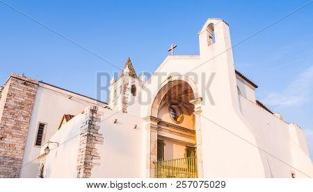 Nosso Senhor Dos Inocentes Church In Estremoz, Portugal.