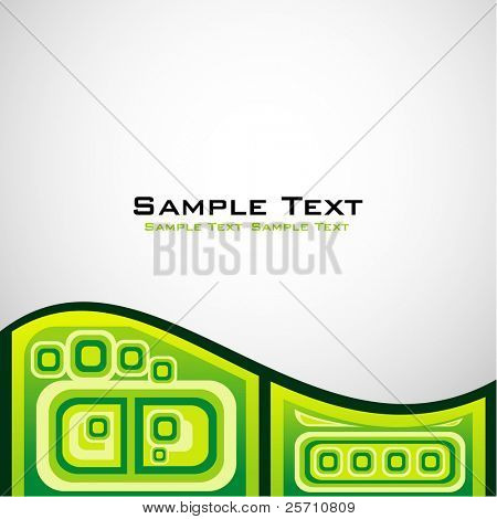 Background design for your text