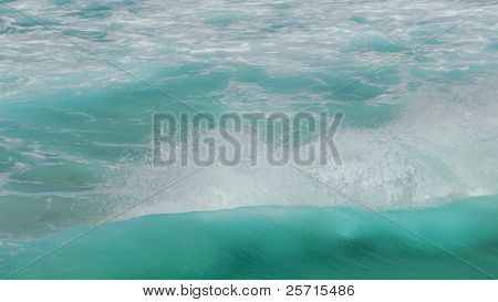 Back Side of Big Wave