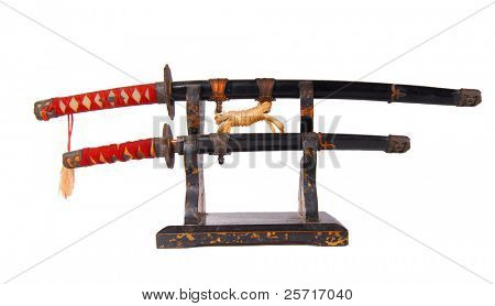Asian Combat Swords