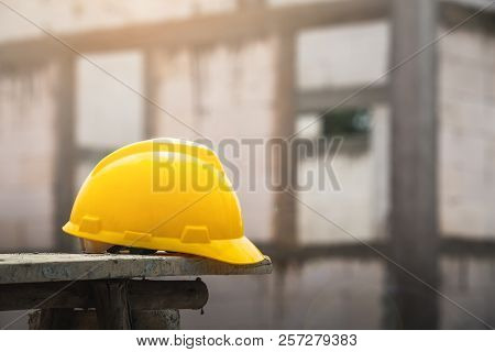 Construction Safety Helmet Hanging,hat Yellow Safety Engineer