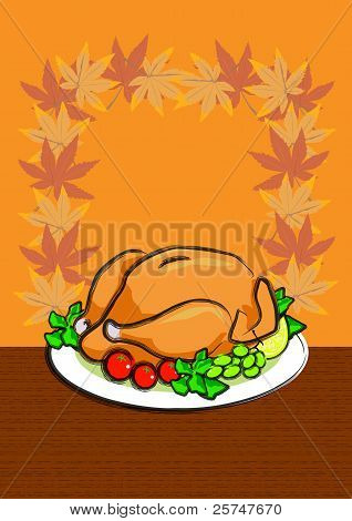 turkey dish