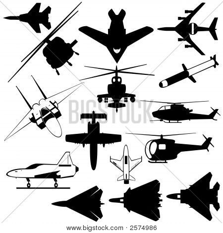 Air Force Craft