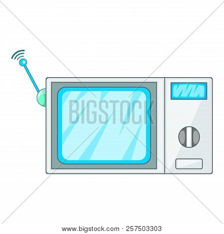 Videophone Icon. Cartoon Illustration Of Videophone Icon For Web
