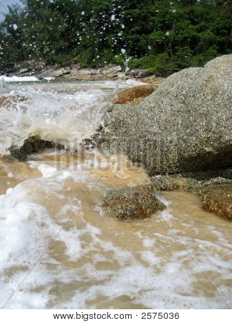Water On Stones