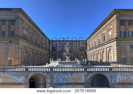 Boboli Gardens - Florence, Italy