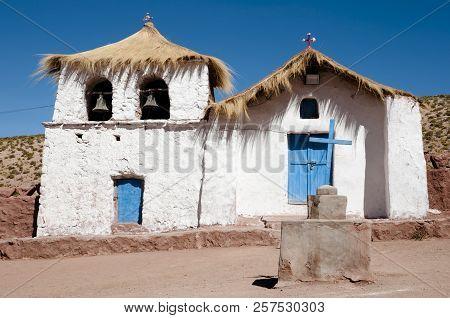 Colonial Church - Machuca - North Chile