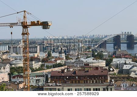Kyiv - Kind - From Castle Hill.