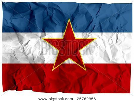 SFRJ Flag