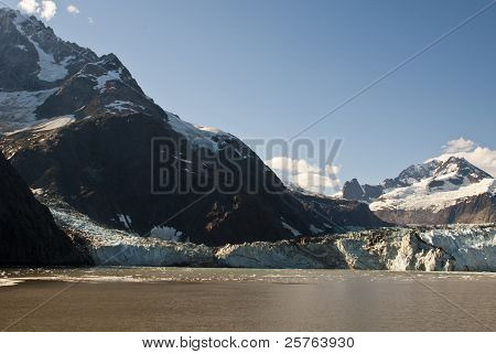Alaska USA Glacier Bay
