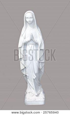 Graveside Statue Figure.